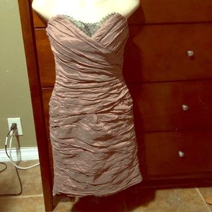 BCBG Holiday Dress